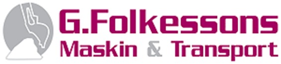 G Folkesson Maskin & Transport AB logo