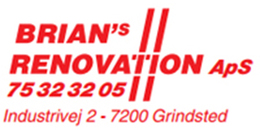 Brian's Renovation ApS logo