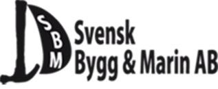 Svensk Bygg & Marin AB logo