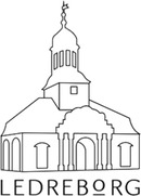 Ledreborg Slot logo