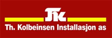 Th Kolbeinsen Installasjon AS logo