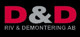D & D Riv Och Demontering AB logo