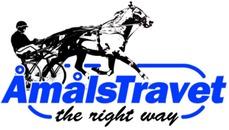 Åmålstravet logo