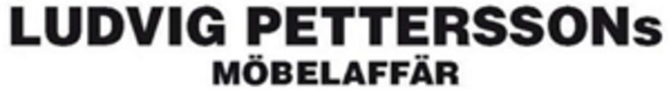 Ludvig Petterssons Möbelaffär AB logo