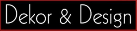 Dekor & Design logo