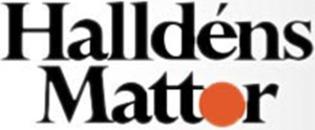 Halldéns Mattor logo
