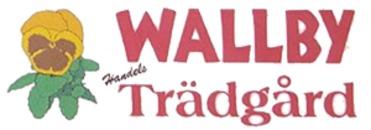 Wallby Trädgård logo