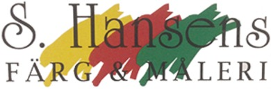 Hansen Färg & Måleri logo