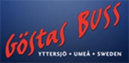 Göstas Buss i Umeå AB logo