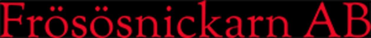 Frösösnickarn logo