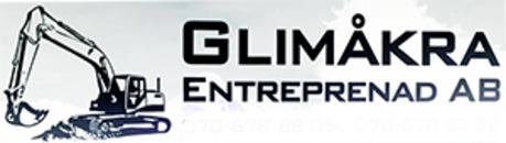 Glimåkra Entreprenad, AB logo