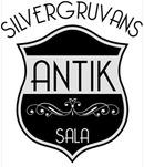 Silvergruvans Antik logo