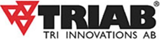 TRIAB Tri Innovations AB logo