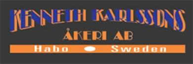 Kenneth Karlssons Åkeri AB logo