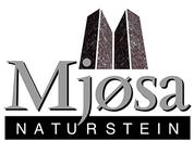 Mjøsa Naturstein Ans logo
