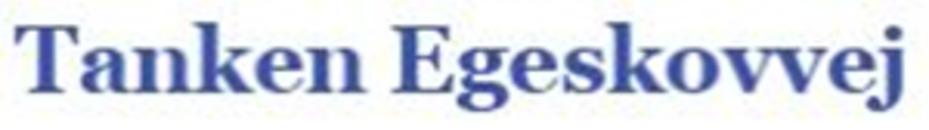 Tanken Egeskovvej logo