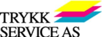 Trykk-service A/S logo