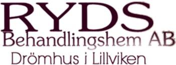 Ryds Behandlingshem / Drömhus i Lillviken logo