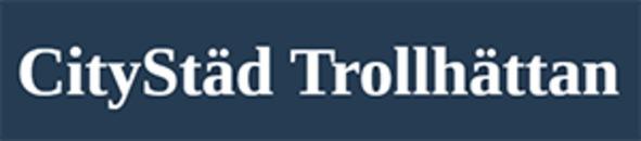 Citystäd Trollhättan logo