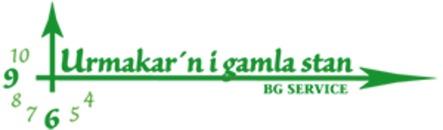 Bengt Glamheden/ BG Service logo