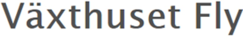 Växthuset Fly logo