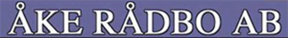Åke Rådbo AB logo