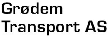 Grødem Transport AS logo