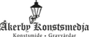 Åkerby Konstsmedja logo