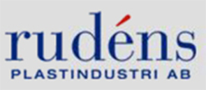 Rudéns Plastindustri AB logo