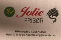 Jolie Frisør logo