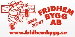 Fridhem Bygg logo