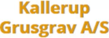 Kallerup Grusgrav A/S logo