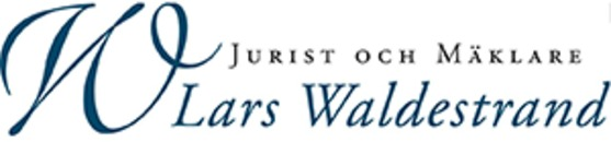 Juristfirman Lars Waldestrand logo