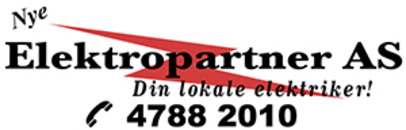 Nye Elektropartner AS logo