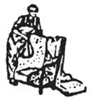 Møbelpolstrer Erling Broch Hansen logo
