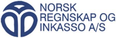 Norsk Regnskap og Inkasso AS logo