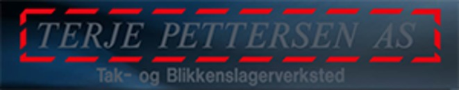Terje Pettersen Tak og Blikkenslagerverksted AS logo