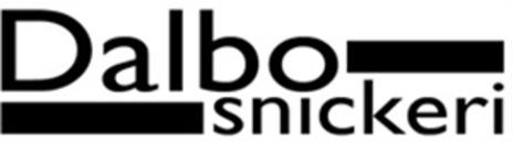 Dalbo Snickeri logo