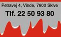 Vinde Malerforretning /v  Carsten Wurtz logo