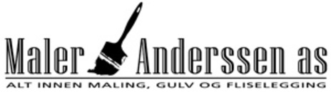 Maler Anderssen AS logo