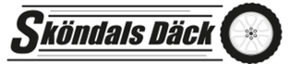 Sköndals Däck logo