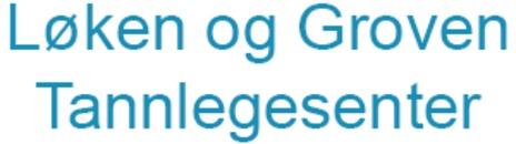 Løken og Groven Tannlegesenter AS logo