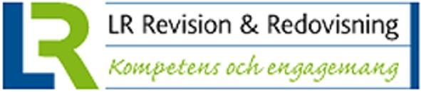 LR Redovisning och Revision AB logo