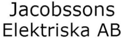 Jacobssons Elektriska AB logo