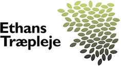 Ethans Træpleje logo