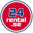 24rental Ängelholm logo