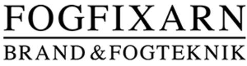 Fogfixarn Brand och Fogteknik logo