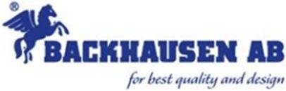 Backhausen AB logo