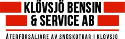 Klövsjö Bensin & Service AB logo