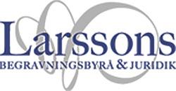 Larssons Begravningsbyrå AB, A logo